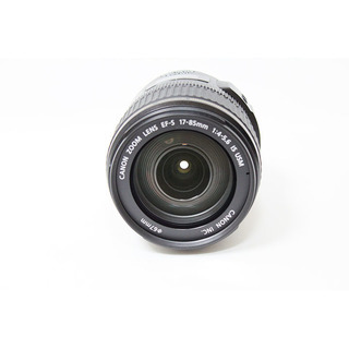 canon EFS 17-85mm 1:4-5.6 IS USM...