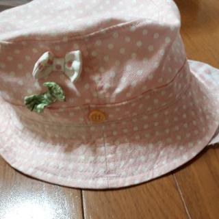 お譲りします☆ 女の子 帽子 48㎝