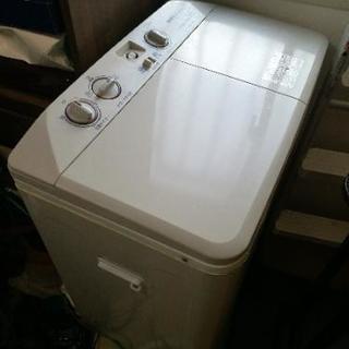 SANYO SW-350A7(HS) サンヨー 3.5kg 2槽式洗濯機