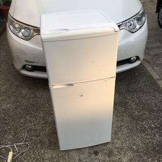 サンヨー★109L 冷蔵庫SR-YM110-W★10年製 ホワイト...