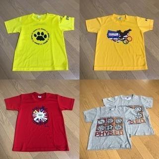 子供用 スポーツシャツ 7着 インターナショナルスクール バンコ...