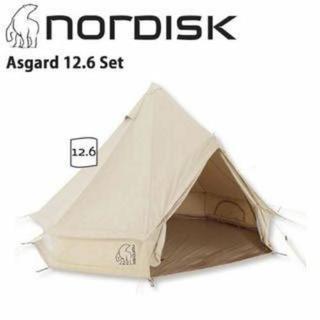 アスガルド12.6 テント+フロアシートセット