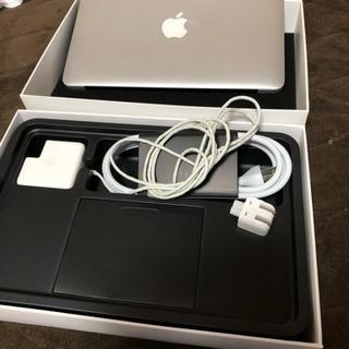 中古2015年モデルMacBook Air4GB256SSD