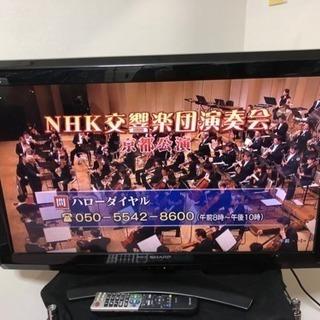 シャープ✨テレビ TV