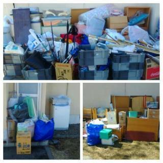 遺品整理 汚部屋片付け 不用品回収どんなことでも致します。