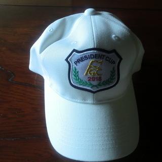 ゴルフ キャップ 帽子  新品未使用