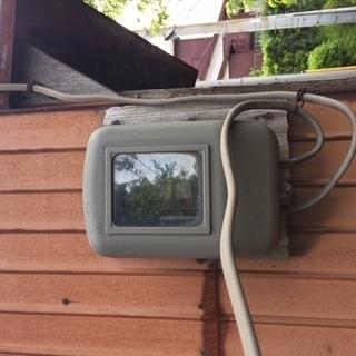 電気メーター無しの空き家に電気を引くための見積もりをお願い致します