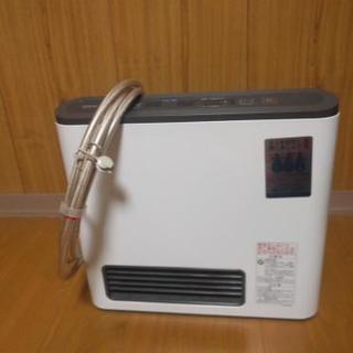 ガスファンヒーター(都市ガス用)