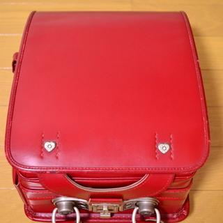 【終了】可愛いランドセル 赤色