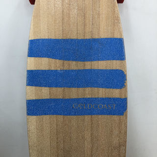 GOLD COAST ロングスケートボード