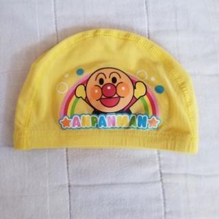 アンパンマン 水泳帽