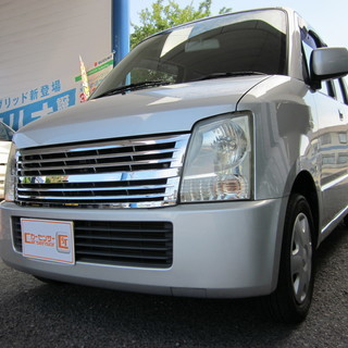 スズキ ワゴンR FX(シルバー)ハッチバック 軽自動車