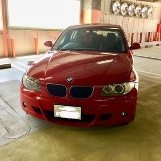BMW 116i Mスポーツ 後期 クリムゾンレッド