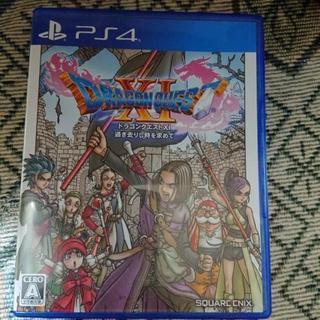 PS4 ドラゴンクエストXI〜過ぎ去りし時を求めて〜  です。