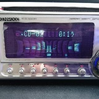 KENWOOD CD/MDコンポ DPX-06MD