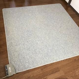 ホットカーペット 175×175cm