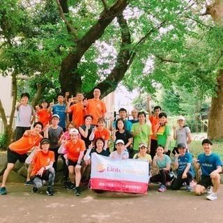 マラソン、ランニング教室。世田谷区駒沢公園