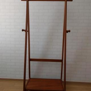 koeki 木製コートハンガー WH-830