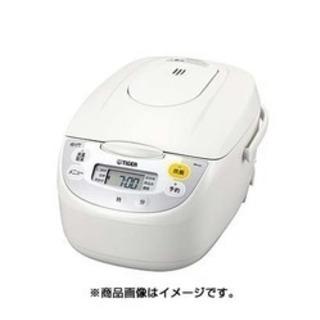 炊飯器 1升炊き 炊きたて ホワイト