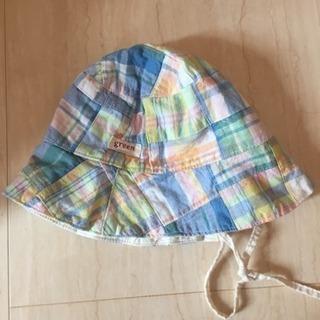 帽子 1歳まで
