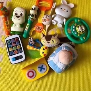 おもちゃ色々セット