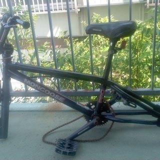 マングース自転車
