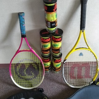 低学年用テニスラケット★ボール付き