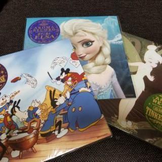 ディズニー  アロマレコード  ルームフレグランスLP盤サイズ