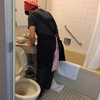 ビジネスホテルの清掃【東広島市】ベッドメイキング客室掃除整など