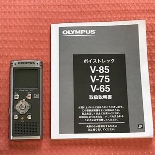 お取引終了●動作OK●Voice Trek IC レコーダー