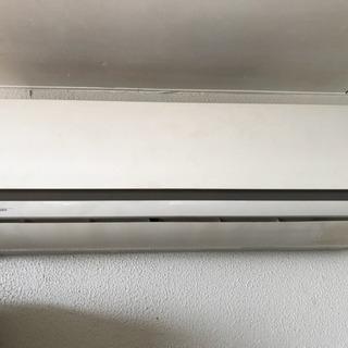 即取付け可能!Panasonic冷暖房エアコン2010年式!取付...