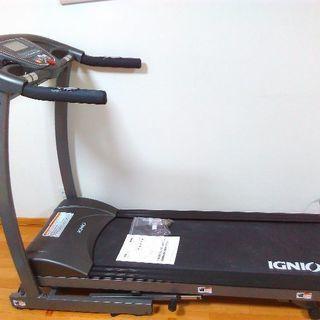 イグニオ トレッドミル ランニングマシンR16
