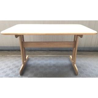ダイニングテーブル 食卓 120 x 75 x 68cm