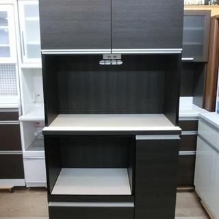 土井インテリア工業 キッチンボード / 食器棚 中古美品