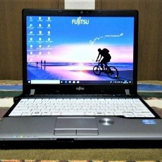 12.1型/重さ1.29kg/移動用に最適/速いSSD128GB/...