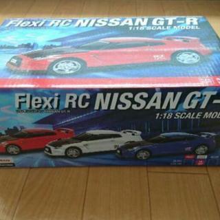 ラジコン 日産GT-R