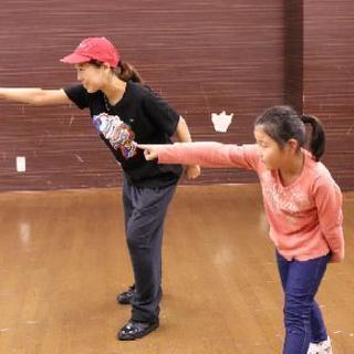 ふえふき子供会ダンス部