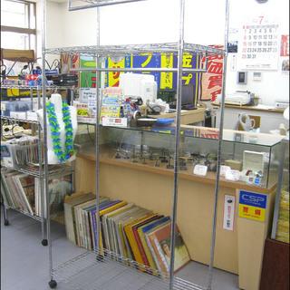 PayPay可 手稲リサイクル メタルラック スチールラック ポー...
