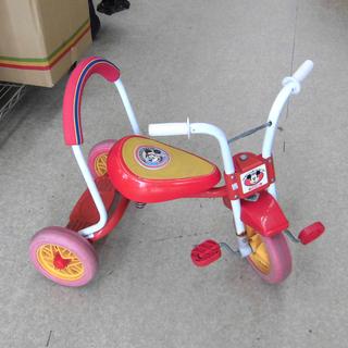 三輪車 ミッキー 赤 レッド 子供 札幌 西区 西野