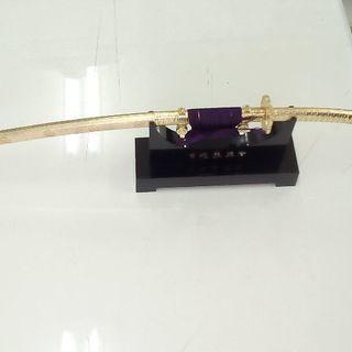 ミニチュア模造刀セット