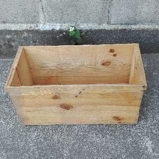 リンゴ木箱