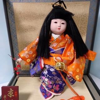 京雅・京童作 日本人形