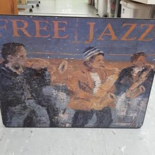 折りたたみ テーブル (FREE JAZZ)