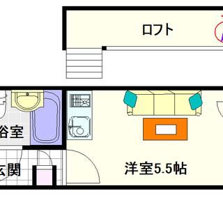 【シャンクレール日本橋】一度は住んでみたいロフト付物件ですよ!