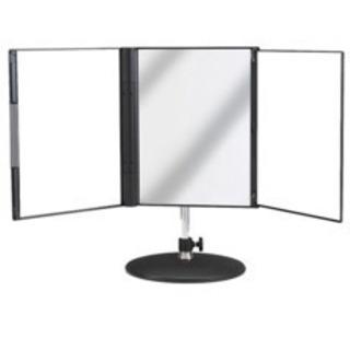 三面鏡 360度回転する三面鏡