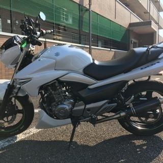 GSR250 パールホワイト
