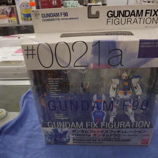 FIX ガンダムフィックス フィギュレーション 0021a ガン...