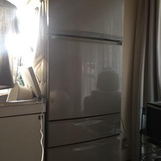 四段冷蔵庫!!!