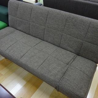 ニトリ 2人掛けソファーベッドです。