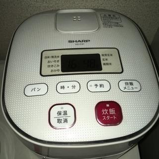 SHARP KS-C5F ジャー炊飯器